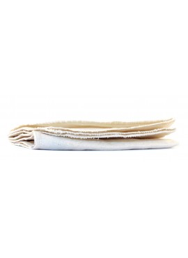 The Organic Pharmacy Organic Muslin Cloth, Musseline Reinigungstuch