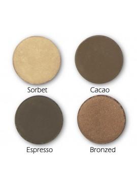 Kylie's Professional Mineral Goddess Pressed Eyeshadow Café Palette