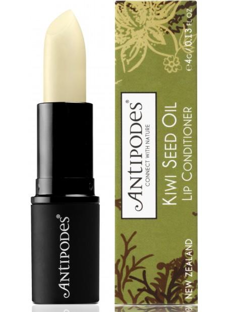 ANTIPODES Kiwi Seed Oil Lip Conditioner, Lippenbalsam