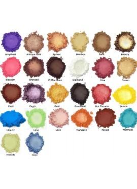 Kylie's Professional Mineral Eye Shadows (loser Lidschatten)