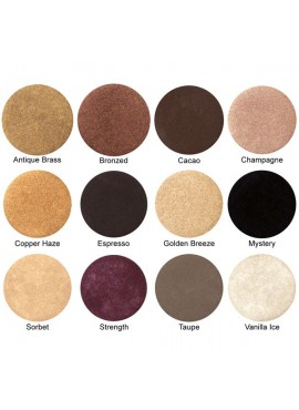 Mineral Goddess Pressed Eyeshadow Refills