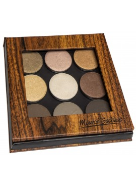 Kylie's Professional Mineral Goddess Pressed Eyeshadow Palette - The Goddess Collection