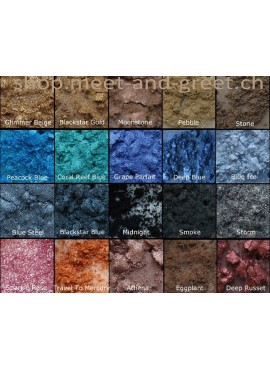 Vani-T Mineral Colour Crystals