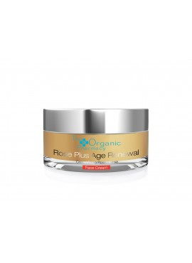 The Organic Pharmacy Rose Plus Age Renewal Face Cream, Anti-Aging Tagespflege