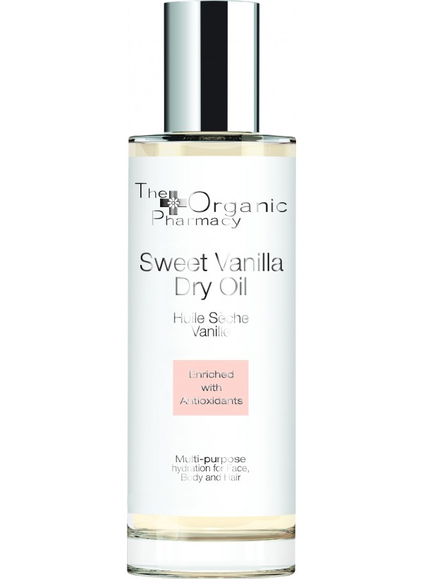 The Organic Pharmacy Sweet Vanilla Dry Oil