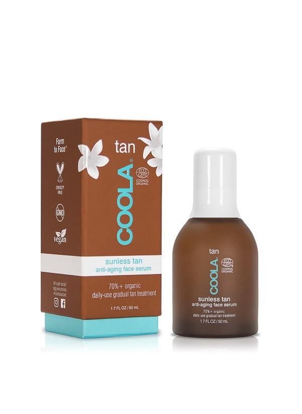 COOLA Organic Sunless Tan Anti-Aging Gesichtsserum